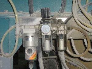 Блок подготовки воздуха FRL фильтр регулятор давления маслораспылитель SMC СМС