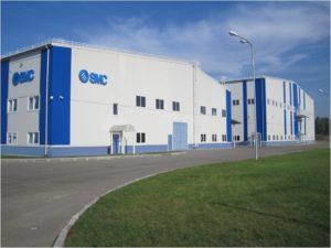 Завод по производству пневматики и гидравлики SMC СМС в России