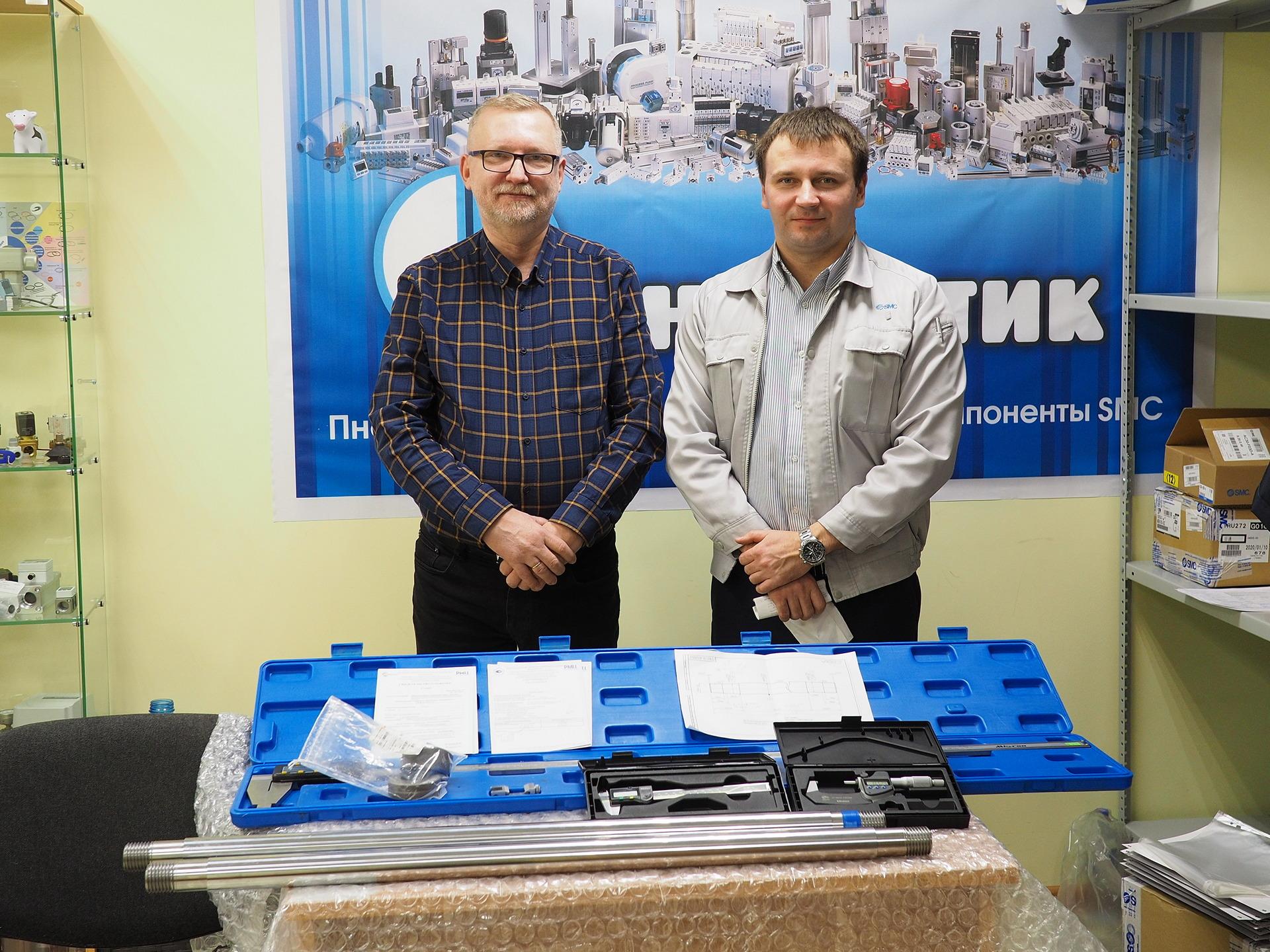 Дыркин А.В. завод SMC в г. Луховицы