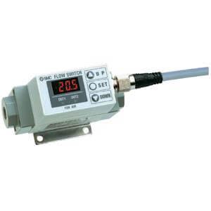 Датчик расхода воздуха с цифровой индикацией PF2A7
