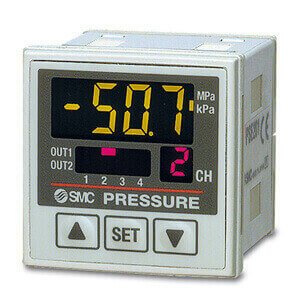 Многоканальный контроллер для датчиков давления PSE200