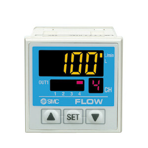 Контроллеры для датчиков расхода PF2D5: PF2D300, PF2D200